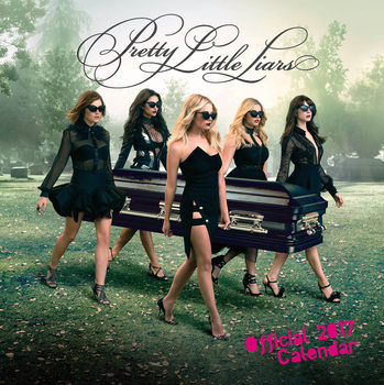 Calendar 2021 Pretty little liars