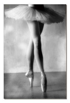 Ballerina Mounted Art Print