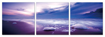 Clouds of the Sea Mounted Art Print