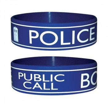 Pulseira DOCTOR WHO - police