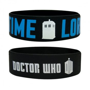 Pulseira DOCTOR WHO - time lord