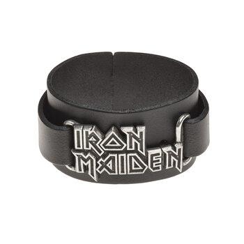 Pulseira Iron Maiden - Logo