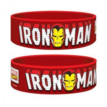Pulseira Marvel Retro - Iron Man