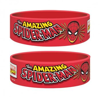 Pulseira Marvel Retro - Spider-Man