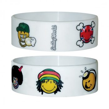 Pulseira SMILEY - characters