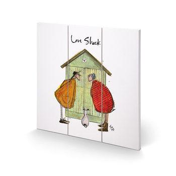 Sam Toft - Love Shack Puukyltti