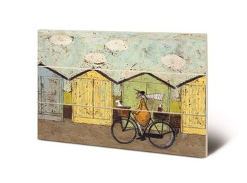 Sam Toft - Off for a Breakfast Puukyltti