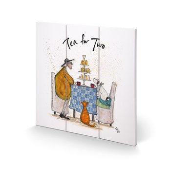 Sam Toft - Tea for Two - Colour Puukyltti