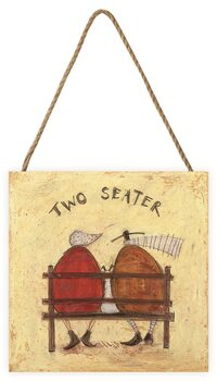 Sam Toft - Two Seater Puukyltti