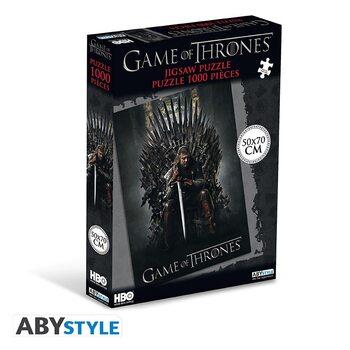 Puzzle Puzzle 1000pcs - Game of Thrones - Iron Throne