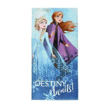 Pyyhe Frozen: huurteinen seikkailu 2