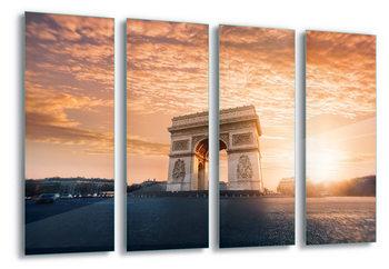 Quadro em vidro  Arc De Triomphe