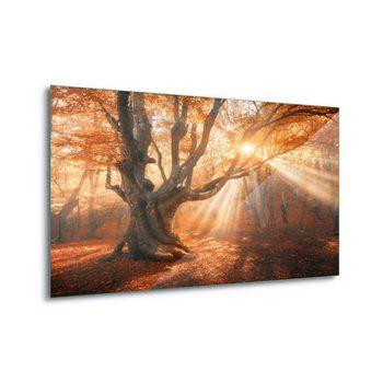 Quadro em vidro  Autumn Magic