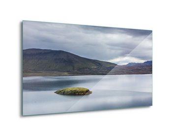 Quadro em vidro Iceland