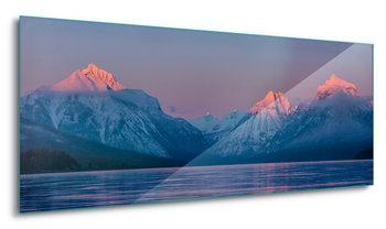 Quadro em vidro  Mountain View