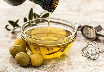 Quadro em vidro Olive Oil