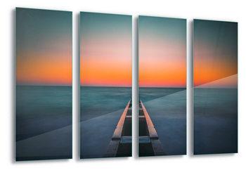 Quadro em vidro Rothko