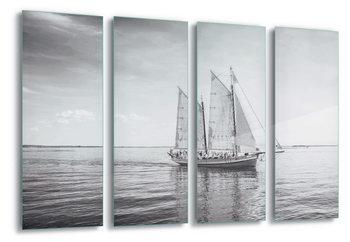 Quadro em vidro Sail Away