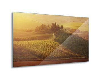 Quadro em vidro  Tuscan Dream