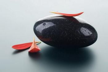 Quadro em vidro Zen - Pure