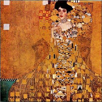 Reprodução do quadro  Adele Bloch-Bauer