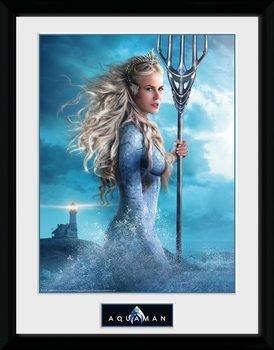 Aquaman - Atlanna Poster Emoldurado