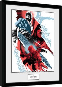Assassins Creed - Compilation 1 Poster Emoldurado