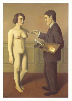 Reprodução do quadro  Attempting the Impossible, 1928