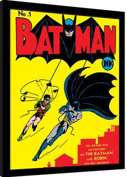 Batman - No.1 Poster Emoldurado
