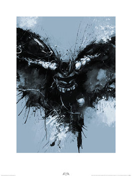 Reprodução do quadro Batman V Superman - Batman Art