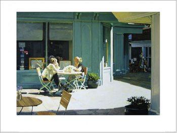 Reprodução do quadro D. Gray - Tasting Rooms