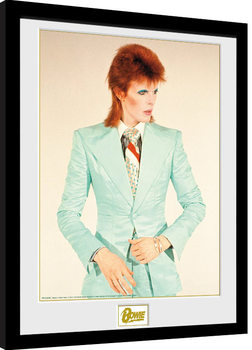 David Bowie - Life On Mars Poster Emoldurado