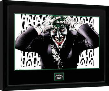 DC Comics - Killing Joke Poster Emoldurado