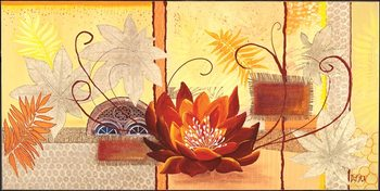 Reprodução do quadro  Decorative arts 1