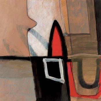 Reprodução do quadro Depiction III