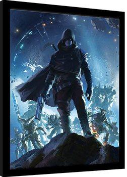 Destiny - Schoi Poster Emoldurado