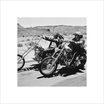 Reprodução do quadro  Easy Rider