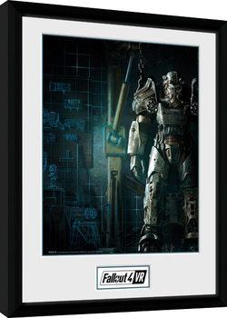 Fallout - VR Cover Poster Emoldurado