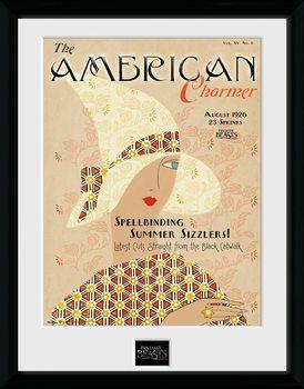 Fantastic Beasts - American Charmer Poster Emoldurado