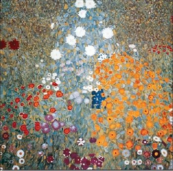 Reprodução do quadro Flower Garden