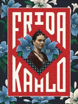 Reprodução do quadro Frida Khalo