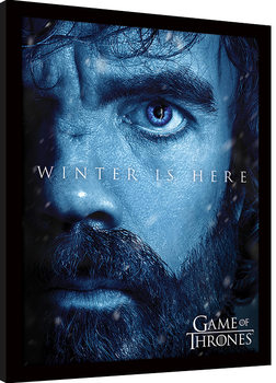 Game Of Thrones - Targaryen Poster Emoldurado