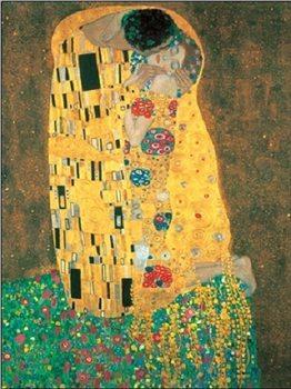 Reprodução do quadro Gustav Klimt - Il Bacio