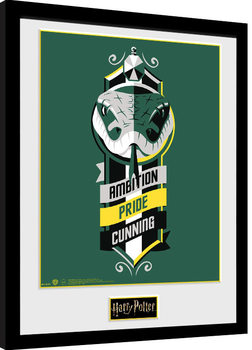 Harry Potter - Ambition Poster Emoldurado