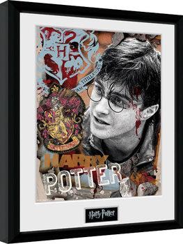 Harry Potter - Harry Potter Poster Emoldurado