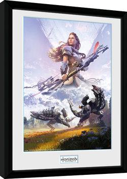 Horizon Zero Dawn - Complete Edition Poster Emoldurado