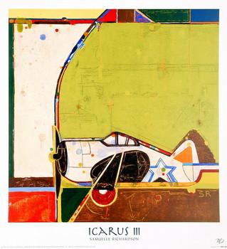 Reprodução do quadro Icarus III