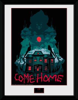IT: Chapter 2 - Come Home Poster Emoldurado