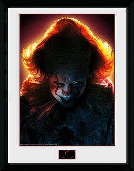 IT: Chapter 2 - Pennywise Poster Emoldurado