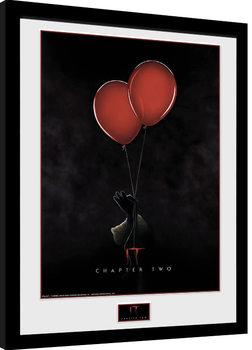 It: Chapter 2 - Teaser Poster Emoldurado